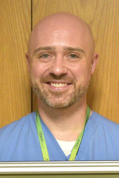 Carroll Hospital's September Physician of the Month, Christopher Lemon, M.D., emergency medicine - Original Credit: Courtesy Photo