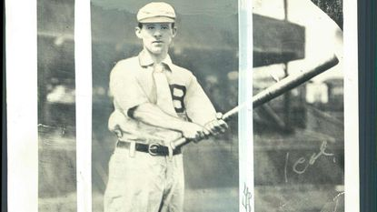 """In the late 19th century, Orioles player John """"Mugsy"""" Mcgraw was a colorful character on the field."""
