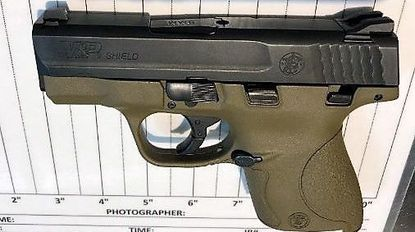 Virginia man arrested at BWI on weapons charge after unloaded gun found in carry-on, TSA says