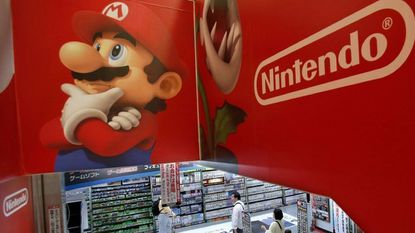 Hide the princess: Bowser is running Nintendo's U.S. division
