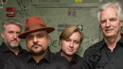 Consummate instrumentalists Frank Solivan & Dirty Kitchen return to Carroll Arts Center