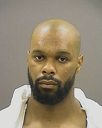George Johnson was charged with taking hostages, reckless endangerment, firearm violations and auto theft in a 2016 incident in Southwest Baltimore.