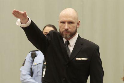 Norwegian mass murderer Anders Behring Breivik says prison isolation 'damaged' him