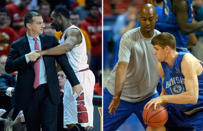 """""""We trust each other,"""" Turgeon said Monday during a virtual news conference to introduce new Maryland assistant Danny Manning. """"We have this, like, this little thing inside of us that we know what the other guy is thinking. It's just innate for me and him, and we've been apart for a long time but I already feel it."""""""
