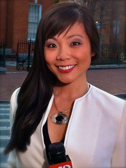 Weijia Jiang leavings WJZ-TV