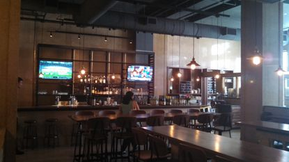 Argosy Cafe opens in the Munsey Building