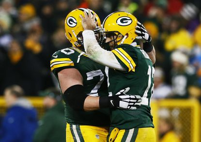 Packers hold off Falcons for 43-37 win