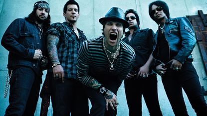 Hey Crazy Bitches: Buckcherry plays Power Plant Live on June 12.