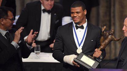 Virginia LB Micah Kiser (Gilman) wins Campbell Trophy as football's top scholar-athlete