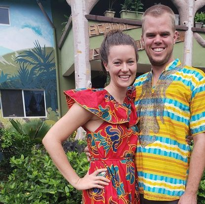 Anna and Nathan Glenn, through Epworth United Methodist Church in Cockeysville, have served as missionaries in Liberia for the past four years, working with the organization Hope in the Harvest.