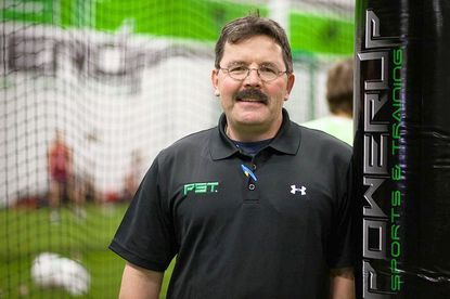 Fred Carmen, a retired Laurel Police officer, works in marketing and outreach for PST Sports and the new Laurel PowerUp training facility.
