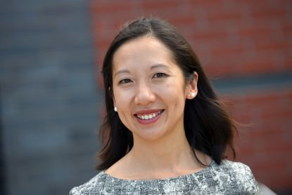 Dr. Leana Wen, 33, Baltimore City health commissioner