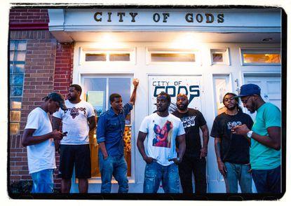 Best Retail Activism: City of Gods