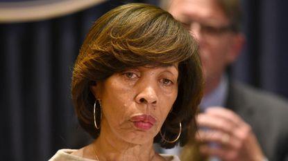 Mayor Catherine Pugh.