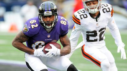 Ravens wide receiver Torrey Smith, set to become a free agent after the season, could elevate his stock with a big performance in the playoffs.