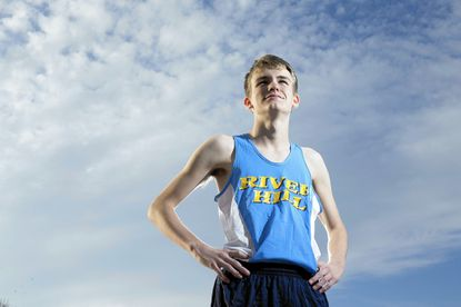 River Hill senior Trent Rose earned top three finishes in every postseason race, including victories at the county and regional championships, on the way to being named the Howard County boys Runner of the Year.