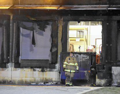 Eldersburg Safeway reopens after fire