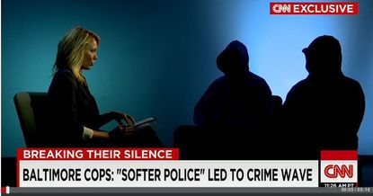 Baltimore back in the cable news wheelhouse with tabloid-style Freddie Gray coverage