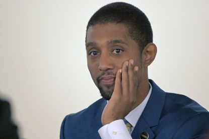 Baltimore City Council President Brandon Scott wants the police department to provide any information it has on requests by the Internal Revenue Service to force minimum tax withholding amounts on some officers, in light of allegations of tax fraud levied by a federal prosecutor.