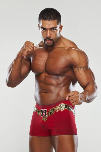 WWE Superstar David Otunga will make his WrestleMania debut tonight when he captains Team John Laurinaitis against Team Teddy Long in a battle to determine the general manager of both WWE brands Raw and Smackdown.