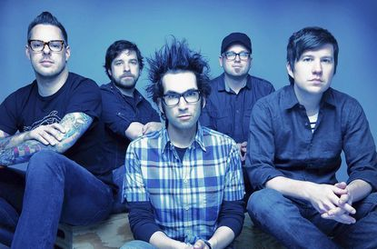 After trying the majors, Motion City Soundtrack returns to its roots