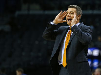 Tony Bennett and Virginia won the Barclays Center Classic tournament this past weekend, defeating La Salle and Rutgers.