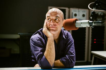 """Peter Sagal, host of NPR's """"Wait, Wait ... Don't Tell Me,"""" who will narrate the BSO's semi-staging of Bernstein's """"Candide."""""""
