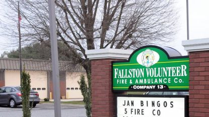 Three active members and one former member of Fallston Volunteer Fire and Ambulance Company are facing criminal charges ranging from attempted rape to harassment, according to a fire company news release and police.