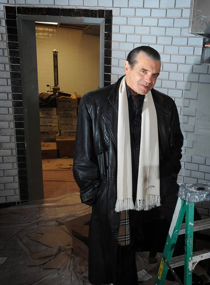 The Baltimore City Branch of the NAACP announced will honor Chazz Palminteri with a Thurgood Marshall Award for the Arts & Humanities at its Annual Freedom Fund Banquet on Friday