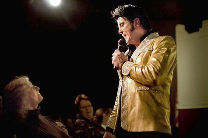 Celebrate Elvis' birthday at Laurel Mill Playhouse