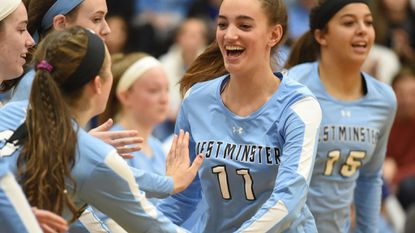 Volleyball: Depth, focus carrying Westminster into Class 3A state semifinals