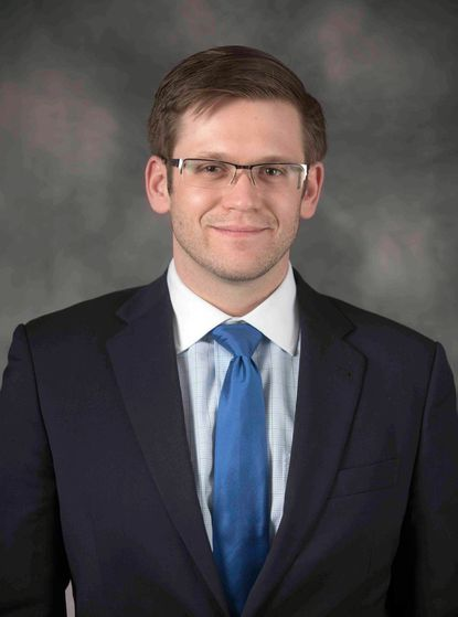 Brooks Schandelmeier, former president of the District 30 Democratic Club, is one of three candidates vying for the vacant Ward 5 Annapolis City Council seat.