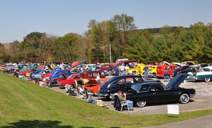 Formerly called the Pleasant Valley Fall Fest, the Pleasant Valley Car Show & Flea Market will offer traditional fall fare like apple cider, homemade apple dumplings and more on Saturday, Oct. 12.