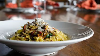 Lupa, a Roman trattoria by the Foreman Wolf Restaurant Group, has opened in Columbia.