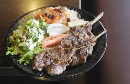 Lunch review: Maiwand Kabob spices up the suburbs