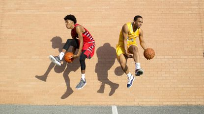 Martin, Davis take different paths toward sharing Howard County boys basketball Player of Year