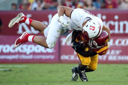 Live updates: Stanford upsets No. 6 USC, 41-31