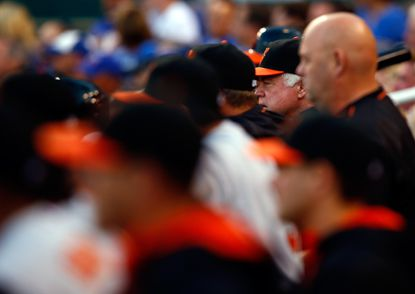 Orioles notes and observations on offense, Buck Showalter, Dariel Alvarez