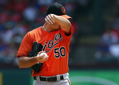 No updated news on Miguel Gonzalez, plus Wednesday's starter and Chaz Roe's mullet