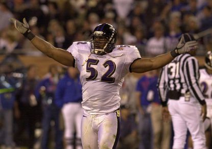 The numbers say that Ray Lewis' 2000 Ravens had a better defense than this year's Super Bowl champion Seattle Seahawks.