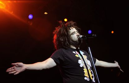 Counting Crows singer talks new album, mental health