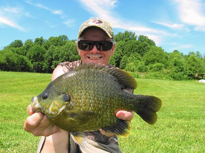 Spoons and 'heavy metal' panfish