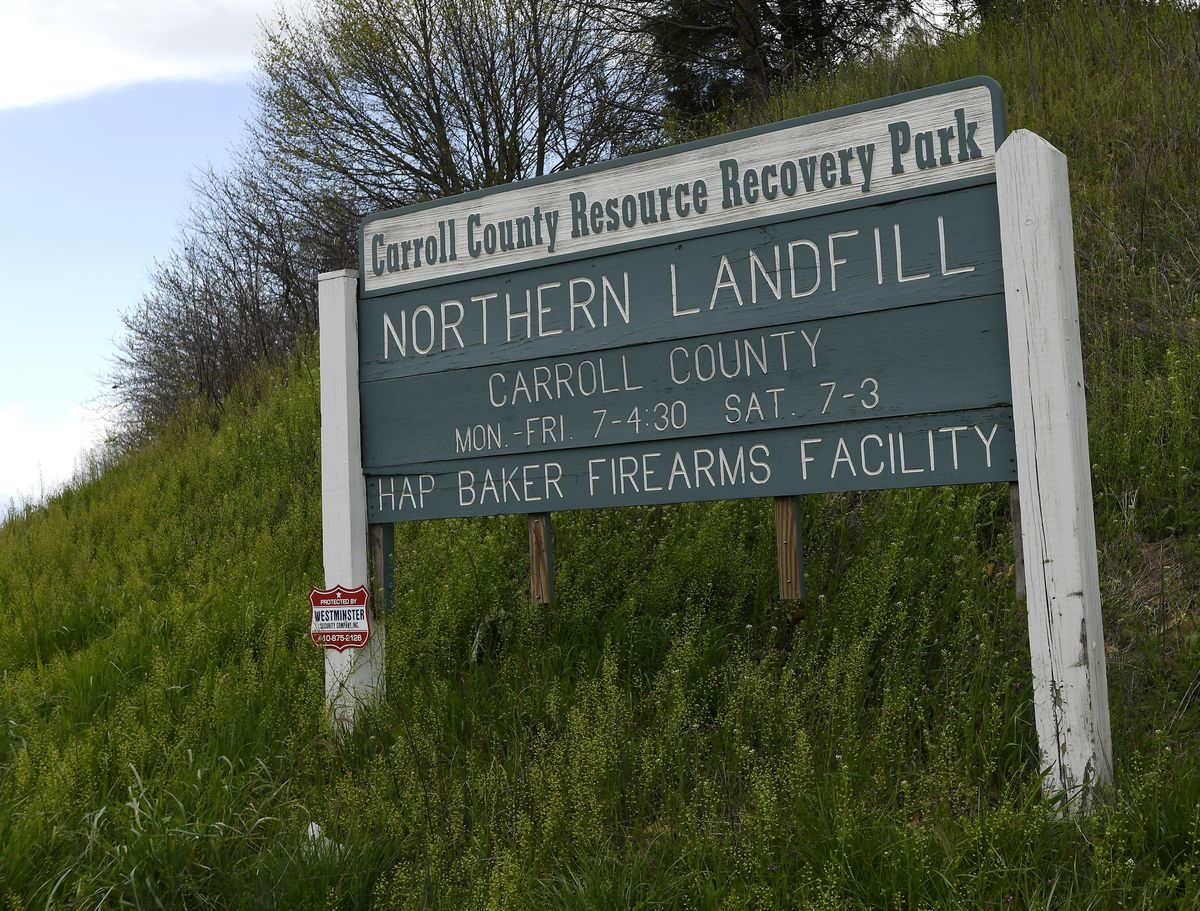 No clear solution to Carroll County's waste storage, disposal issues