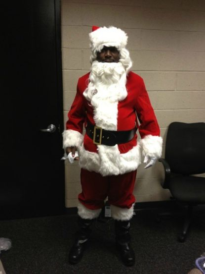 Merry Christmas from Vonta Claus