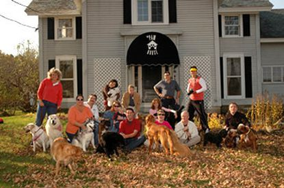 Vermont's Paw House Inn named one of TripAdvisor's Top 10 Pet-friendly accomodations