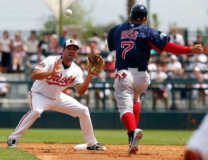 In second season with Orioles, J.J. Hardy commands respect