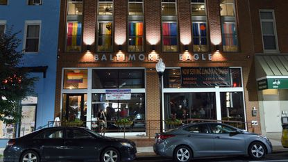 The Baltimore Eagle gay bar on Charles Street set to reopen April 19 under new management