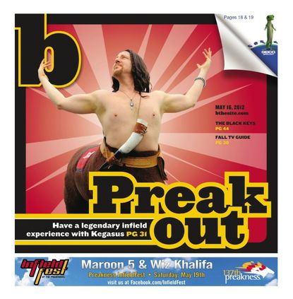 May 16: Preak out