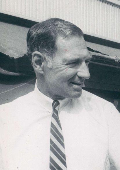 Howard C. Heiss Jr. served as a tail gunner during World War II.