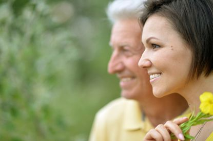 Planning for retirement when one spouse is much younger